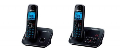 DECT телефоны Panasonic KX-TG66ХХRU c резервным питанием