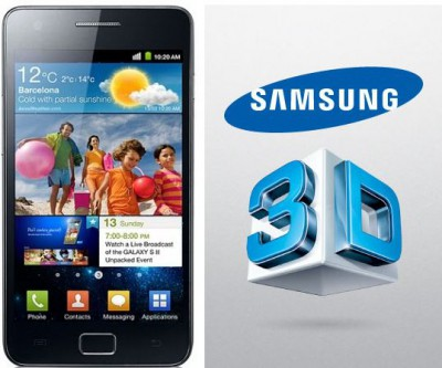 К концу года выйдет достойный конкурент для 3D смартфонов в лице Samsung Galaxy 3D