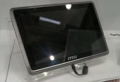 MSI Windpad 110w обещает появиться в августе