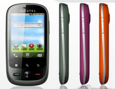 Бюджетная цена смартфона Alcatel OT890 не влияет на его аппаратную комплектацию