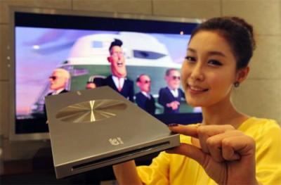 Samsung BD-D7500 – самый тонкий в мире 3D плеер