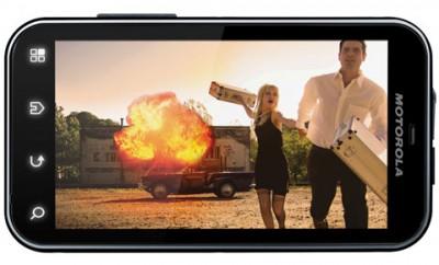 Motorola DEFY+ становится менее восприимчивым к окружающей среде
