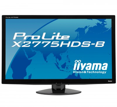 VA матрицу применили в японских мониторах iiyama XB2472HD-B и X2775HDS-B