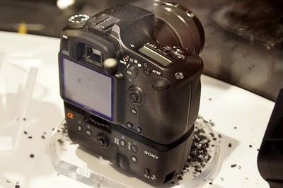 В кулуарах Sony работают над новой зеркалкой A77