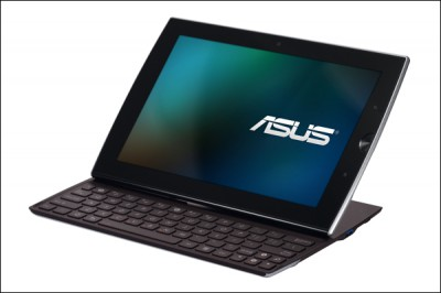 Сроки продажи и параметры ASUS Eee Pad Slider SL101 уже подтверждены