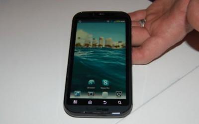 Некоторые данные об обновлениях смартфона Motorola DROID Bionic