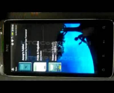Смартфон HTC Ruby перестает появляться на «фантомных» фотографиях
