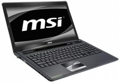 AMD E-450 уже объявился в ноутбуках MSI CR430