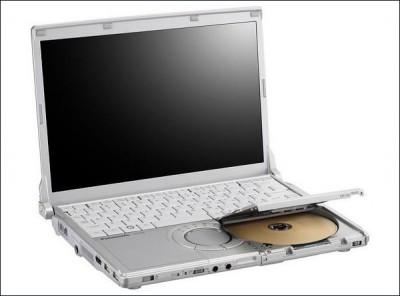 Не беда, если вы нечаянно сели на Panasonic Toughbook S10 – он выдержит