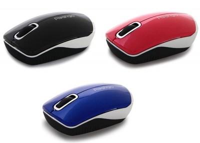 Верный спутник для ноутбуков - беспроводная мышь Prestigio PMSOW01
