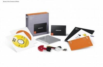 В октябре будут доступны к продаже накопители Samsung SSD 830