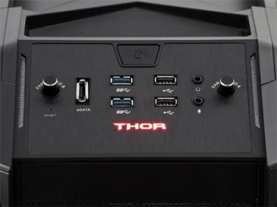 Просторное место для компьютерных комплектующих Thor второго поколения от Rosewill