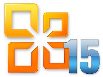 Microsoft Office 15 будет обладать поддержкой сенсорного интерфейса