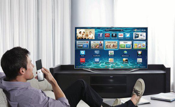 LED телевизоры SAMSUNG 2012 года