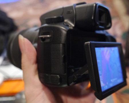 Sony a37 экран