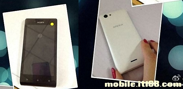 Смартфон Sony Xperia ST26i