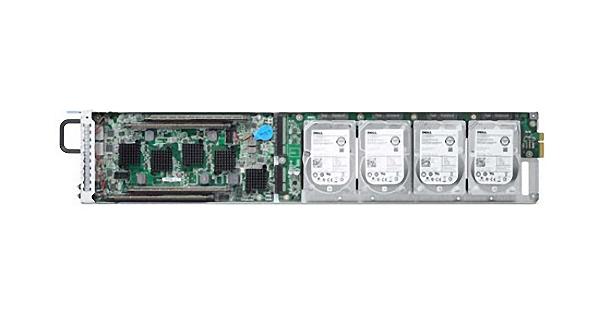 Сервер Dell на процессоре ARM