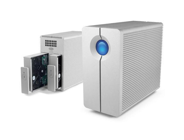 LaCie 2big Thunderbolt