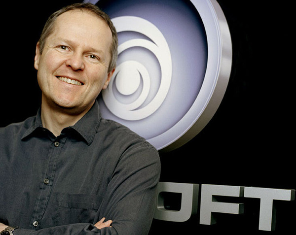 Ив Гильмо, исполнительный директор Ubisoft