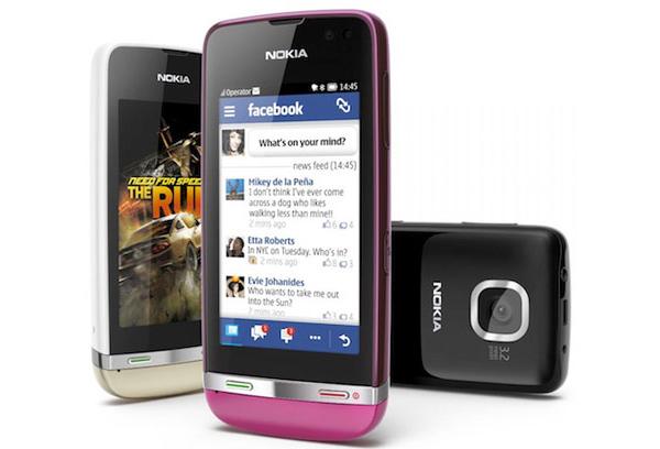 Asha 305, 306 и 311 – новые телефоны от  Nokia