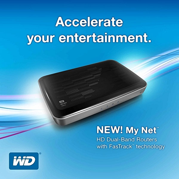 Western Digital My Net Series