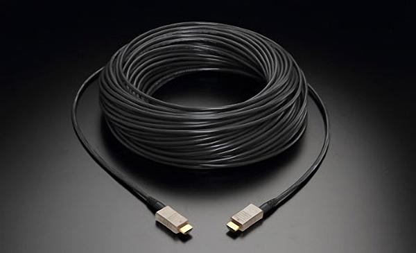Стометровый оптический кабель HDMI