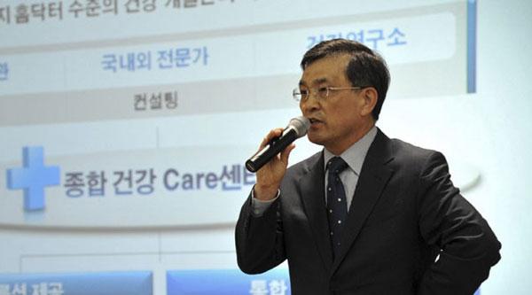 Исполнительный директор Samsung Electronics