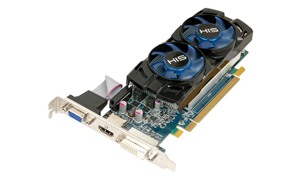 HIS Radeon HD 7750 iCooler