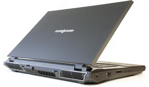 Ноутбук Scorpius от Eurocom