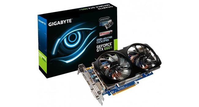 GeForceGTX 660Ti от Gigabyte