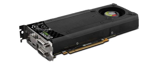 POV GeForce GTX 660 Ti