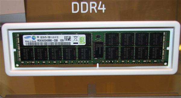 Модуль памяти Samsung DDR4-2133 объемом 16Гбайт