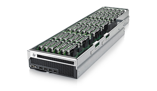 HP Redstone Development Platform