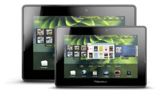 Blackberry PlayBook 3G быть!