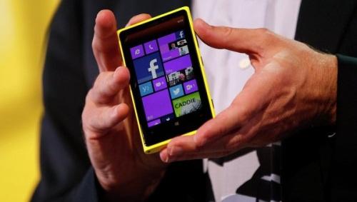 Новый мобильный от Microsoft