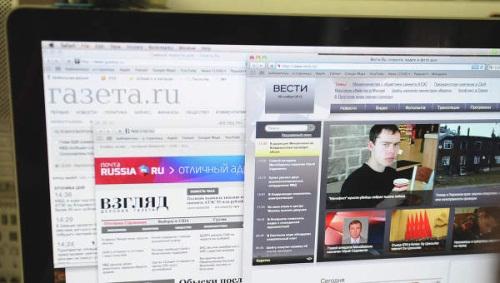 """Массовое """"заражение"""" новостных ресуросов"""