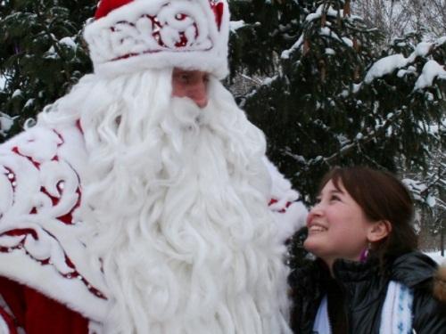 Новый проект Деда Мороза о добрых людях