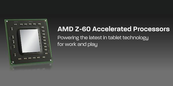 Процессор AMD Z60
