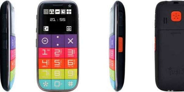 Just5 представила новую серию телефонов